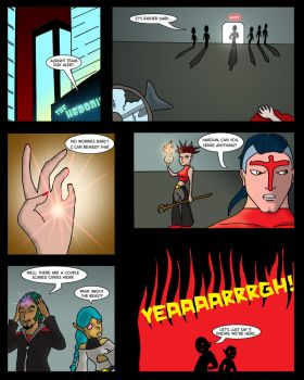 Strange Forces page 7 by PsionVisionary