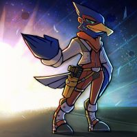 Smash4 Character Countdown #30: Falco by PhiphiAuThon