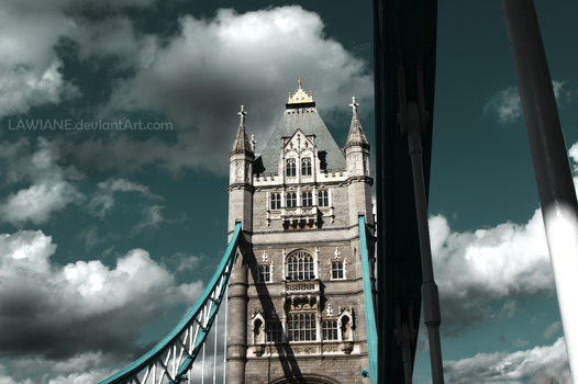 Tower Bridge III. by Lawiane