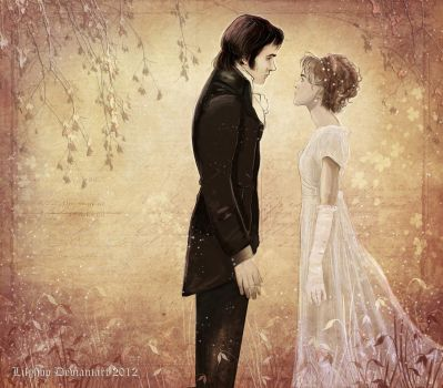 Pride and Prejudice by Veronika-Art