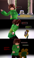 [MMDxUndertale] FIGHT or MERCY? (Page 3) by MephistaTheDark