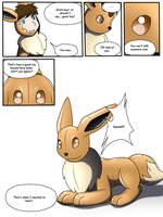 New Eevee Pooltoy TF pg 2 by Avianine