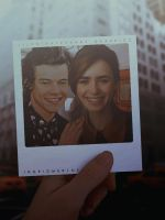 HARRY STYLES AND LILY COLLINS manip by phoebetonkn