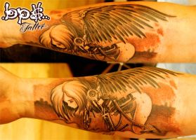 GUNM by BPS-TATTOO
