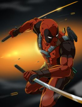 Deadpool by doubleleaf