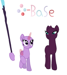 MLP Base 21, Let's fix all by fantasia-bases