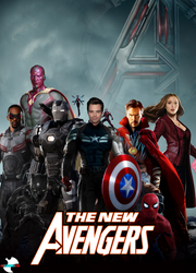 The New Avengers  by ArkhamNatic