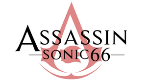 Assassin Sonic 66 Logo by NuryRush