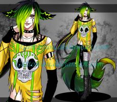 MALE ADOPT 81 [ Auction ] [ CLOSED ] by gattoshou