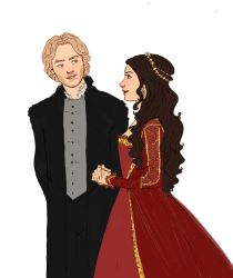 long may they reign (it will never happen, i know) by MaryandJim