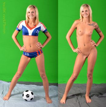 Soccer Player by SwiftCreekPhotos by SwiftCreekPhotos