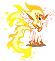 Vector #705 - Daybreaker by DashieSparkle