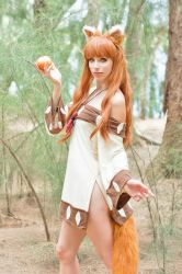 Spice and Wolf - Holo IV by MeganCoffey