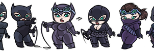 DARK KNIGHT RISES CATWOMAN PRE by AnyaUribe