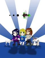 My friends our pets and me by Bakarti