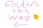 Folders this way by OctoWeeb