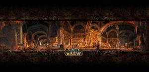 Ironforge by wowculture