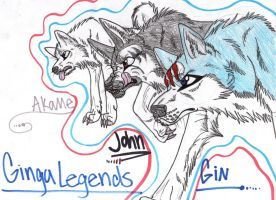 Ginga Legends by Lone-Assasin