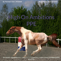 High On Ambitions PPE Mare by Littlekitty09