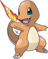 Charmander by Xous54