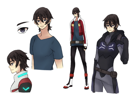 Keith Birthday Collection by Shiunee