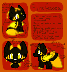 Firefox (Open Species Reference) by ThisAccountIsDead462