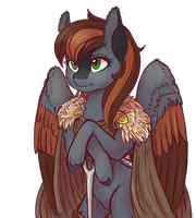 Commision [winter is coming...] by nightskrill