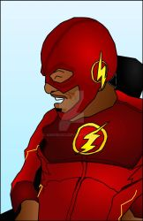 The Flash by Andre4003