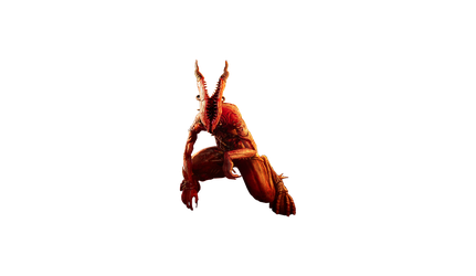 Agony Demon Render PNG by GamingDeadTv