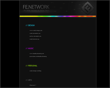 FE.NETWORK - ALL PROJECTS by code2