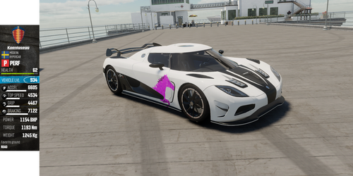 The Crew Koenigsegg Agera RS Setup by thetnknownbrony