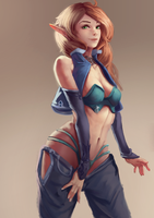 Another Elf by Chacobo