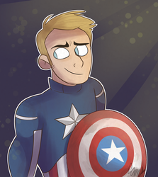 cap n merica by sketchbird5 on deviantart