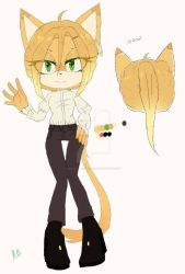 Angelina The Cat by Angela-The-Cat22