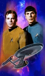To Boldly Go Where No Man Has Gone Before by Cotterill23