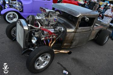 460 32 Ford Rat Rod Truck by CZProductions