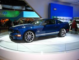 Ford Shelby Mustang GT500KR by Qphacs