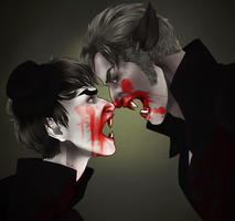 show me your teeth by Mhii