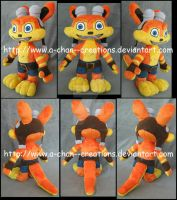 Daxter Version 2 by A-chan--Creations