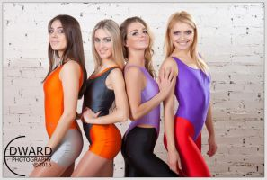 Fitness girls by Edward-Photography