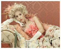 Marie Antionette by lillithsatine