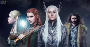 The Hobbit Promo by Karenscarlet