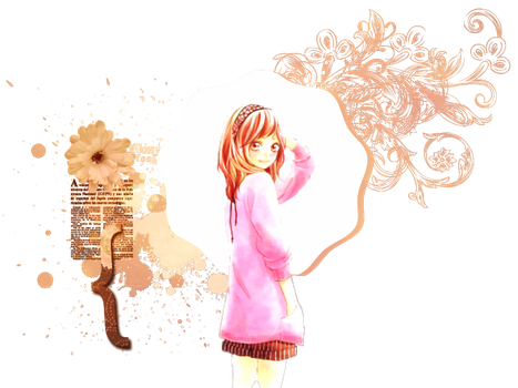 {PNG}~Haru Ao Ride~ by ShySparkleBerries
