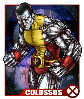 Colossus by AdamWithers