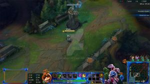 Cottontail Fizz Overlay New HUD