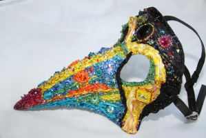 Jeweled Toucan by Ceinwin