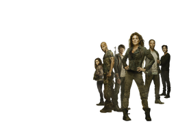 PNG - The 100 by Andie-Mikaelson
