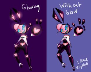 Phantasia Roulette Rovette Concept by villyvalley16