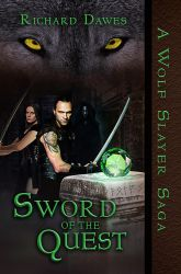 Sword of the Quest - Book Cover by SBibb