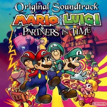 Mario and Luigi: Partners In Time Soundtrack Cover by Xirvet